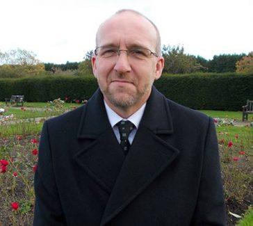 Kevin Cobbold Funeral Director