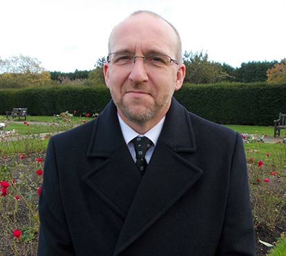 A picture of the owner - Kevin Cobbold Funeral Director in Norwich
