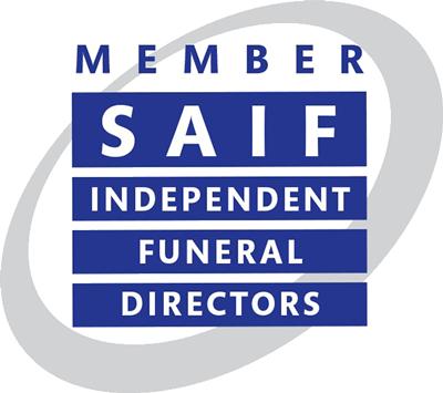 Member of SAIF Independent Funeral Directors