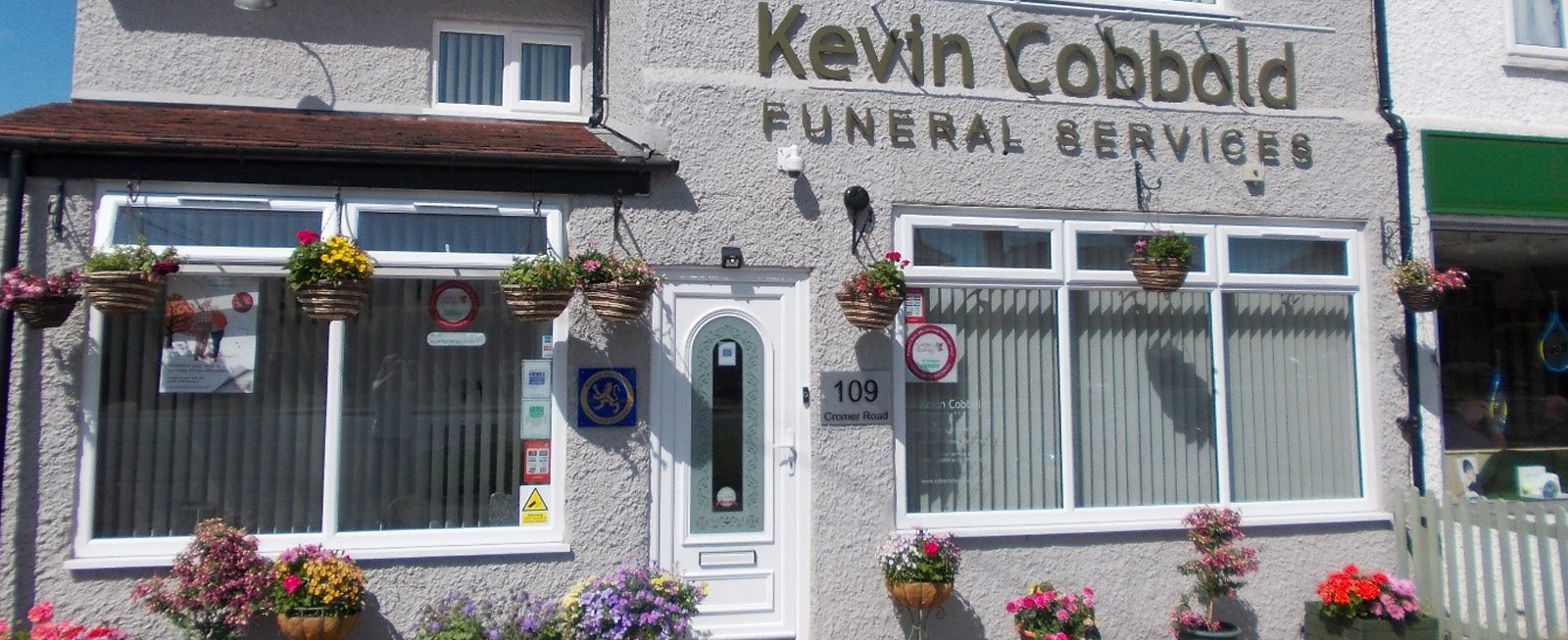 Kevin Cobbold Funeral Services Office in Hellesdon Norwivch