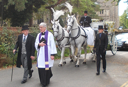 Funeral Services in Norwich